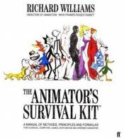 The Animator's Survival Kit Cover