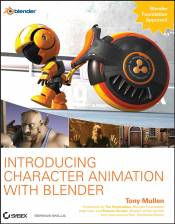 Introducing Character Animation With Blender Cover