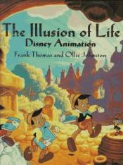 The Illusion of Life: Disney Animation Cover